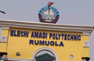 Captain Elechi Amadi Polytechnic (CEAP) HND Admission List