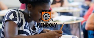 Kenule Beeson Saro-Wiwa Polytechnic (KENPOLY) Pre-ND Admission List