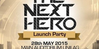 Get an Invite to #TheNextHero launch