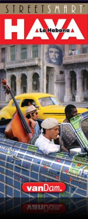 Havana StreetSmart® Map