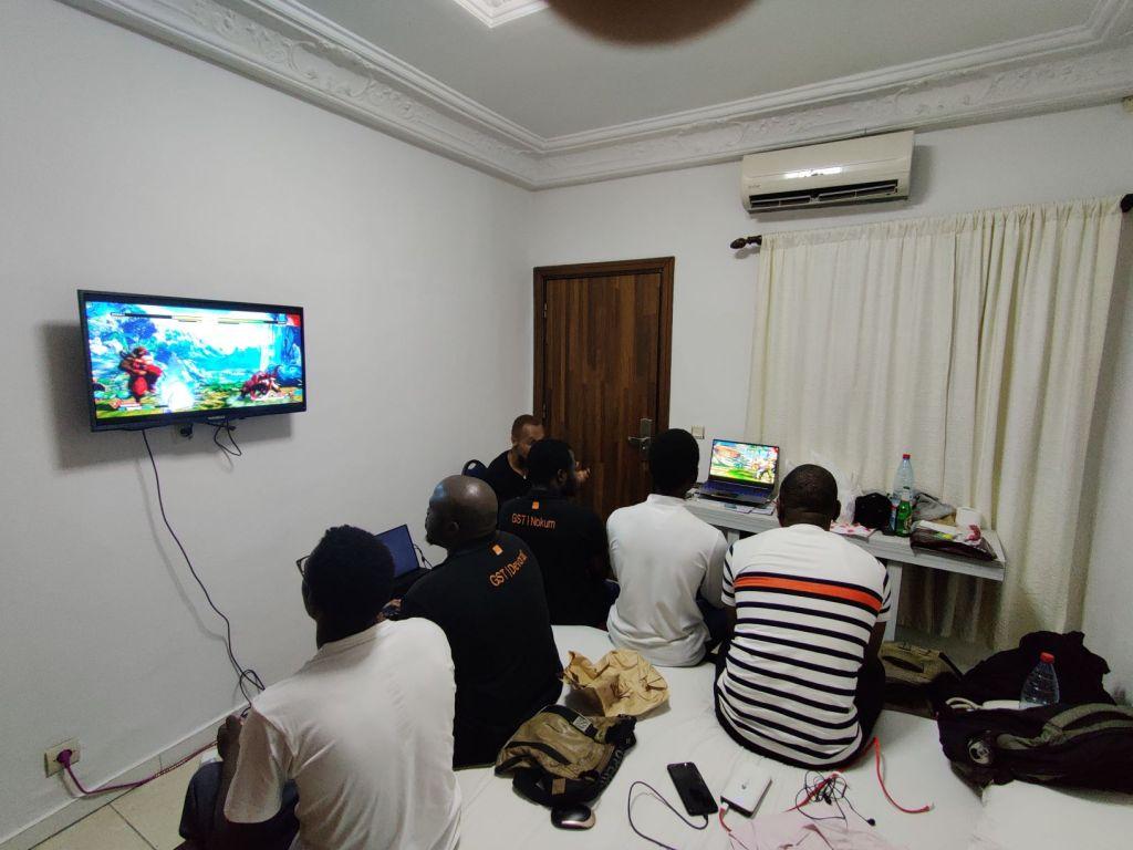 Souvenirs FEJA3 en Novembre 2019 à Abidjan