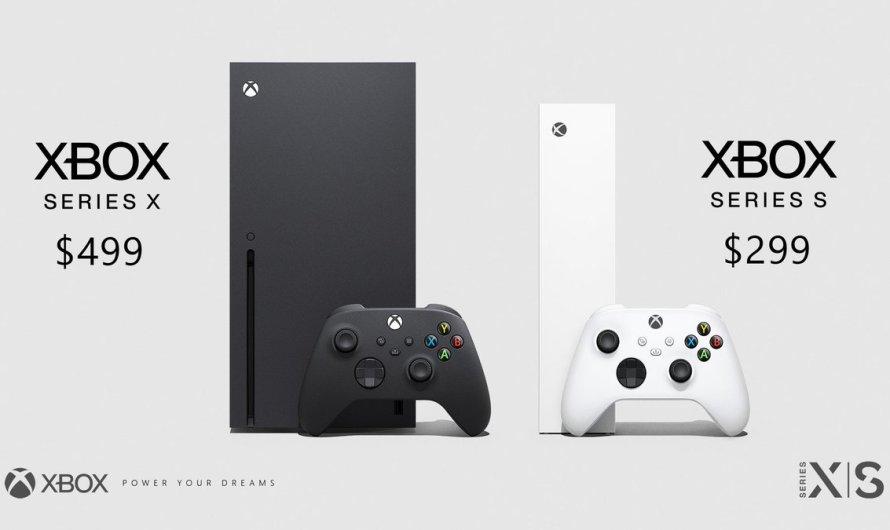 XBOX Series X, les prix enfin confirmés