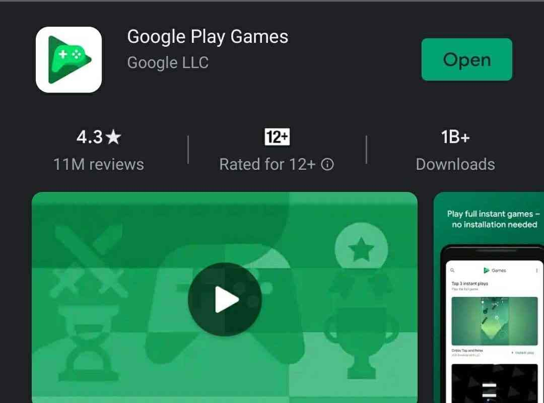 Google Play Jeux - gameplay mobile (1)