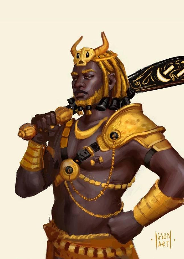Wagadu Chronicles : MMORPG d'afro-fantasy 1