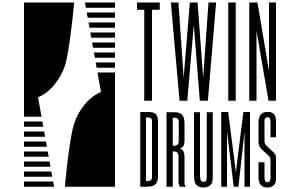 Twin Drums Logo