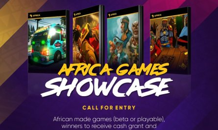 AFRICA GAMES SHOWCASE