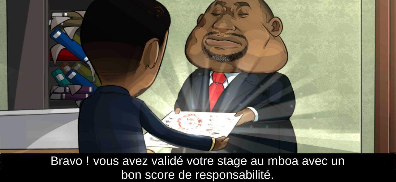 Le Responsable Mboa