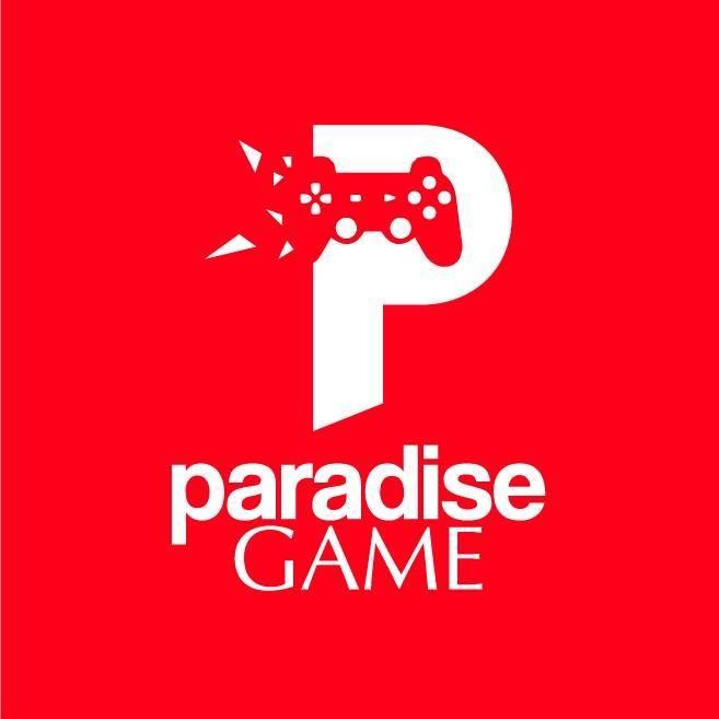 Paradise Game Logo