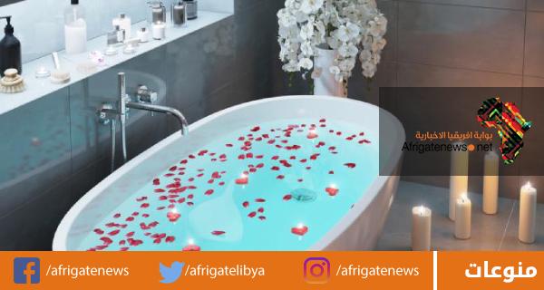 7 خطوات لتحضير حمام رومانسي لزوجك بوابة أفريقيا الإخبارية