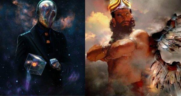 Sumerian Anunnaki Gods Archon Matrix Nag Hammadi Scrolls and Gnosticism