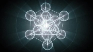Ancient Sacred Geometry Metratron Cube