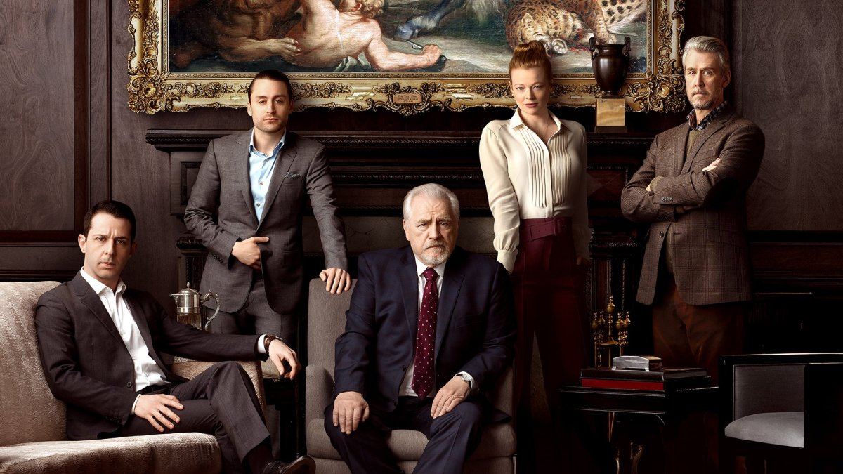 Showmax Review: Succession