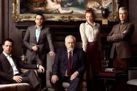 showmax succession TV review