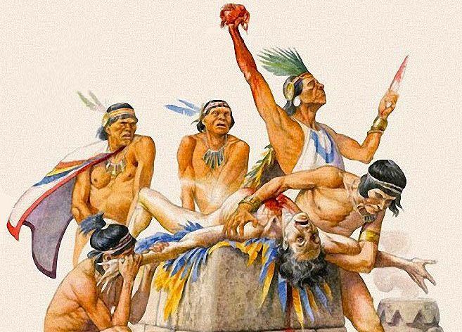 Human Sacrifice & The Origins Of Religion