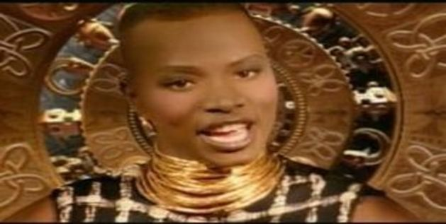 Angelique Kidjo: Afronaut