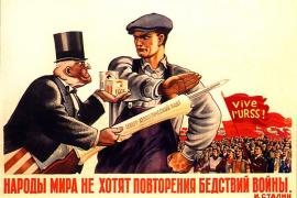 Soviet Union Socialist Collectivism