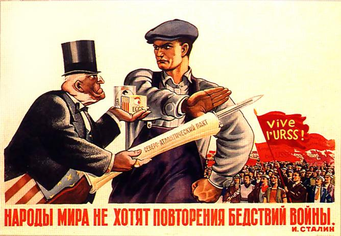 The History Of Soviet Communist Collectivism & Propaganda