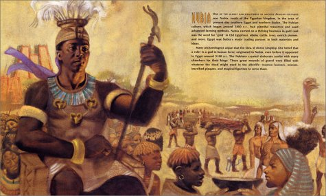 Rise Of Civilization: The African Nile Valley Culture