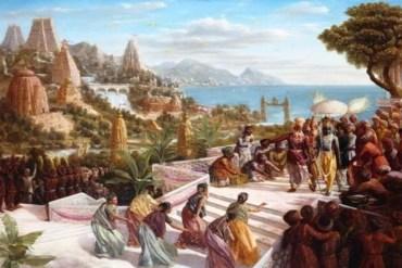 Krishna's Lost City Of Dwarka