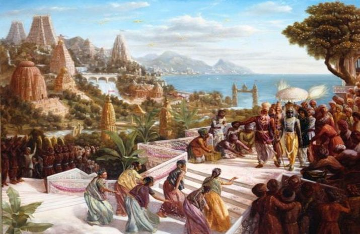 Krishna's Lost Underwater City Of Dwarka