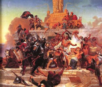 History Of The Aztec And The Ancient City Of Tenochtitlan