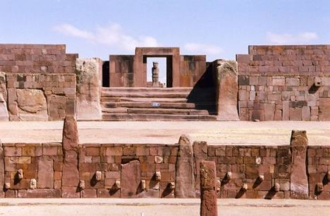 Lost Cities Of South America: Tiuhanaco