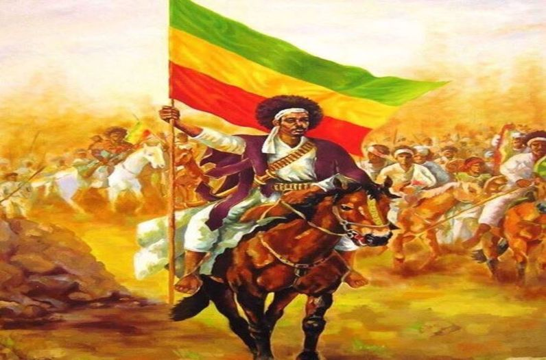 Menelik II And The Ethiopian Resistance At The Battle Of Adwa
