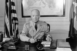 Eisenhower Military Industrial Complex
