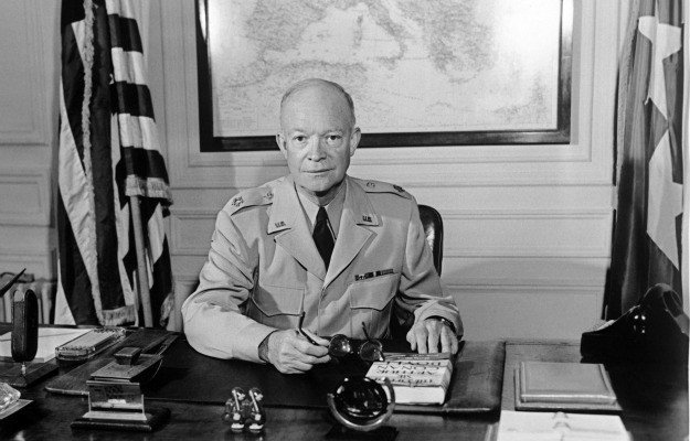 Eisenhower Military Industrial Complex Speech