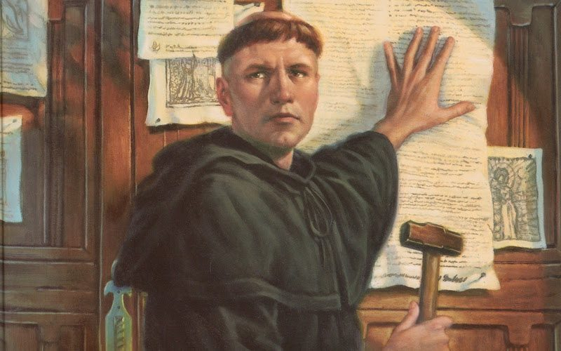 95 Theses: Martin Luther
