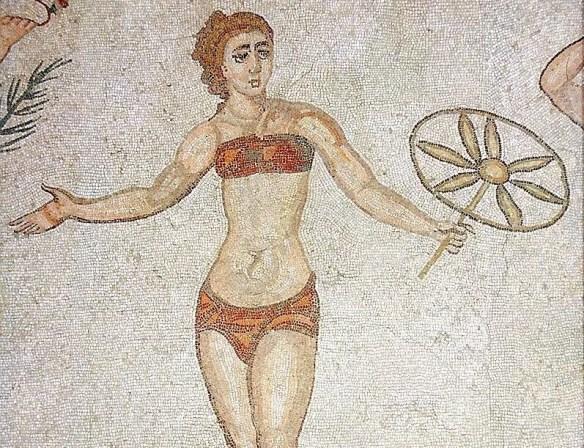 Bikini Brief History