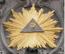 Ancient Masonic Blazing Star