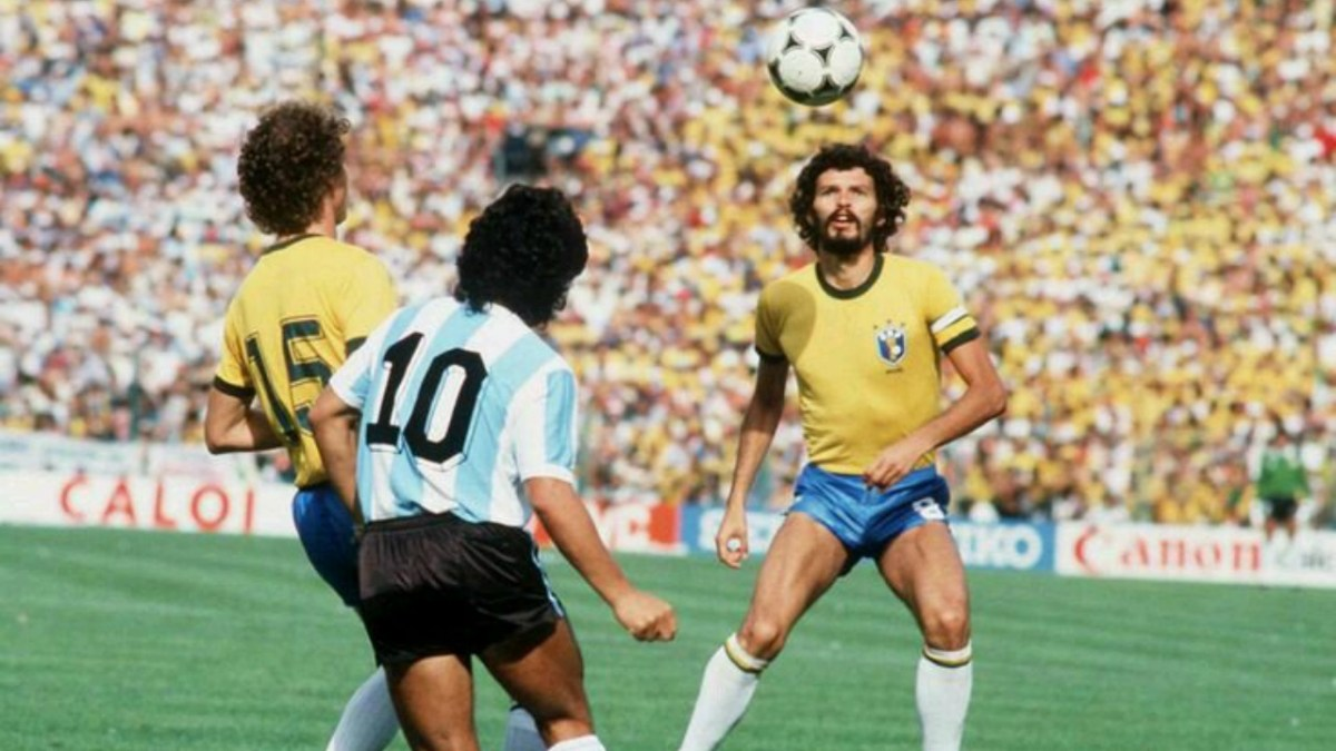 The 1982 Brazilian Football Team