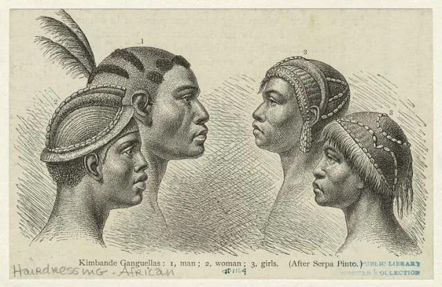Black Hair Styles In Precolonial Africa