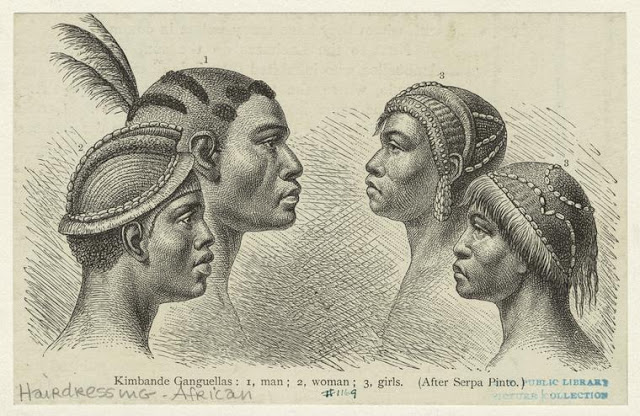 Pre-Colonial African Hairstyles