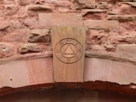 Ancient Masonic Symnbols Keystone