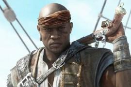 Black Ceasar Pirates Of The Caribbean