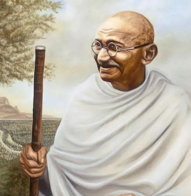 Mahatma Gandhi's Forgotten Racism