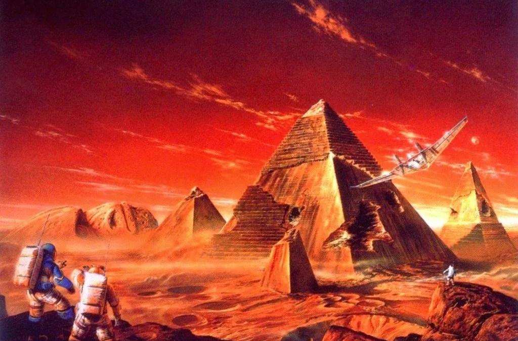 The Mars Anomalies