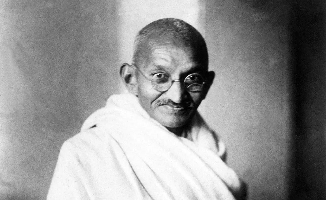 Mahatma Gandhi's Forgotten Contradictions