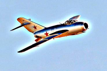 History Of The Soviet Mig 15