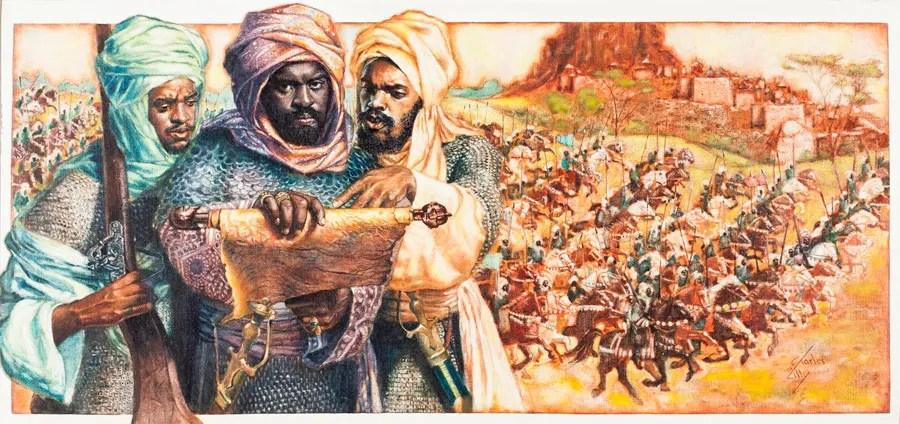 5 African Scholars Of Timbuktu