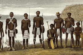 Top 10 Enslaved African Tribes Middle Passage