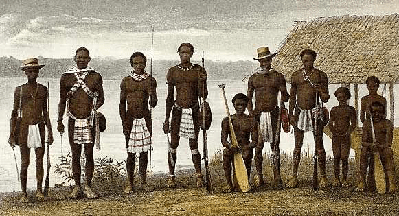 The Most Enslaved African Tribes
