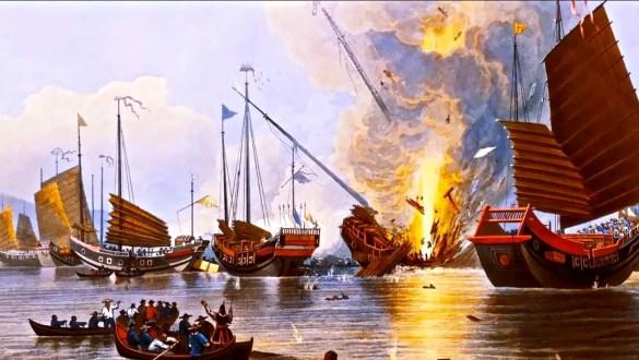 Opium Wars and the History of Hong Kong