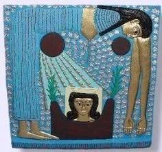 Nut: The Black Mother Goddess Of Egypt