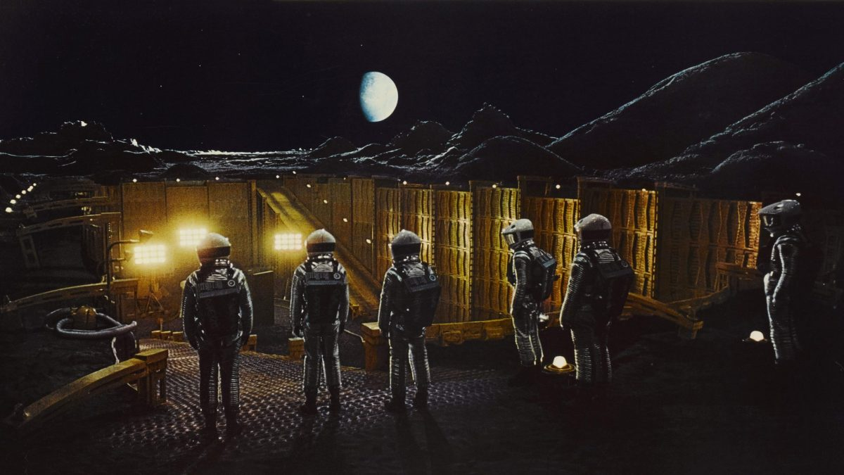 Technology & Evolution In 2001: A Space Odyssey