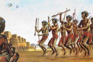 Africa's Egypt: The Ancient Land Of Kemet