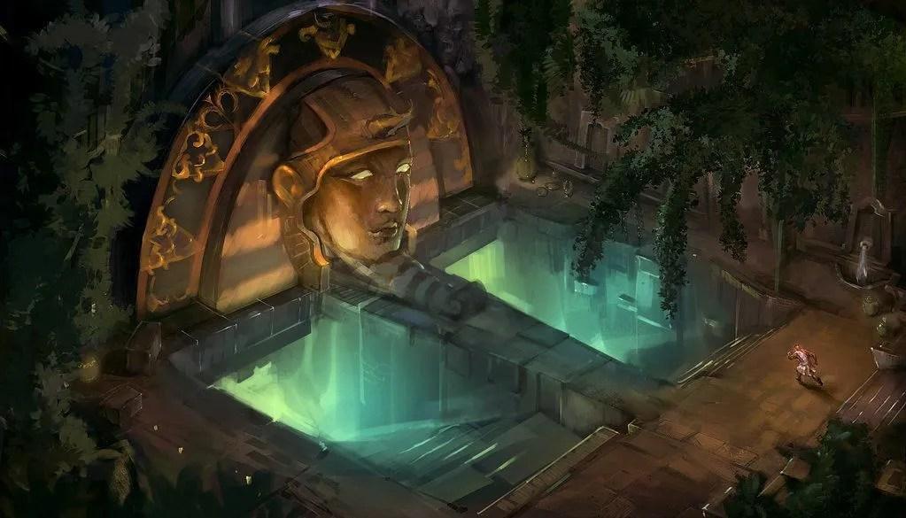 Gods Of Juluka Chapter 9: The Mwari Stargate