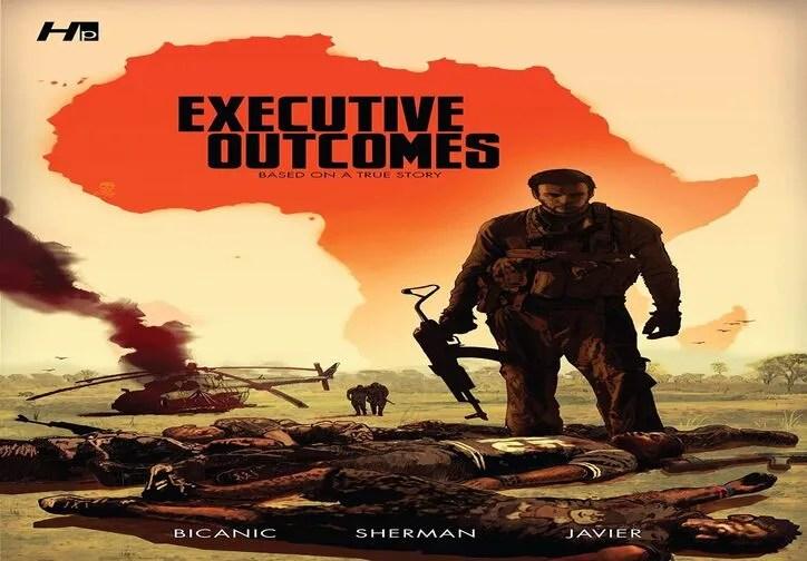 Mercenaries: The Executive Outcomes Story
